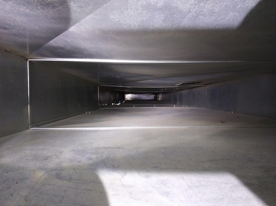 Air Duct Cleaning (After)